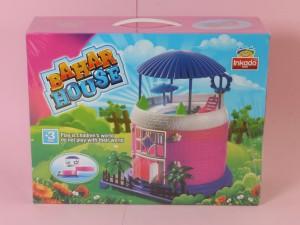 کلبه اسباب بازی inkado toys