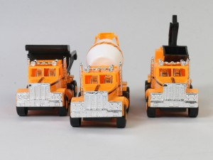 ست ماشین راهسازی