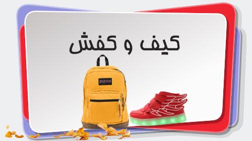 کیف کفش