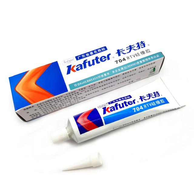 چسب سیلیکون Kafuter K-704
