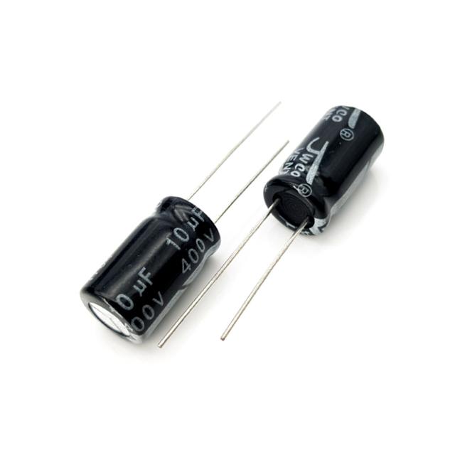 خازن الکترولیت 10uF-400V