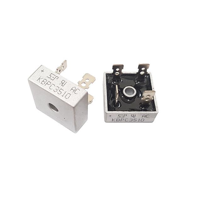 پل دیود فلزی KBPC3510 35A