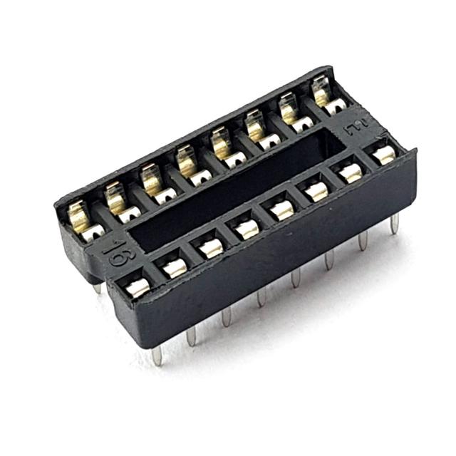 سوکت IC ساده 16پین