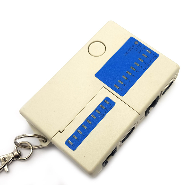 تستر کابل شبکه وتلفن MINI 4681