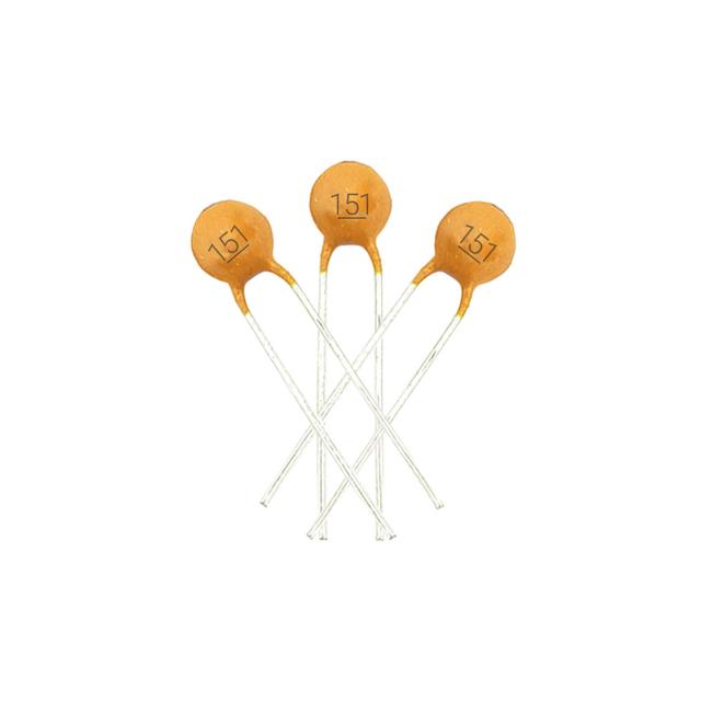 خازن عدسی (151) 150pF