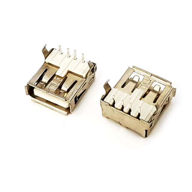 USB Female R/A Type A