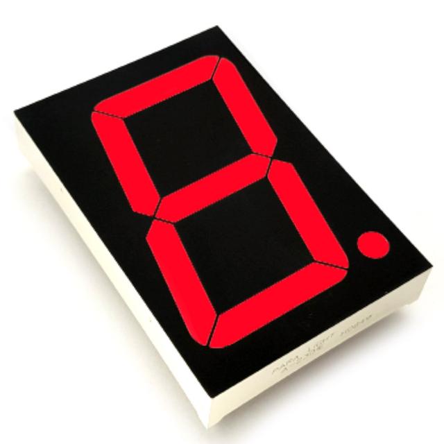 سون سگمنت تکی کاتد قرمز 5x7