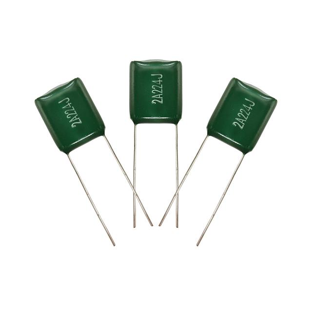 خازن پلیستر (224) 220nF-100V