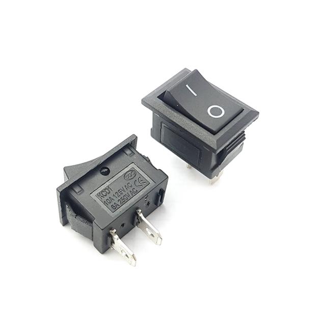 کلید راکر دو حالته KCD1-101 2PIN