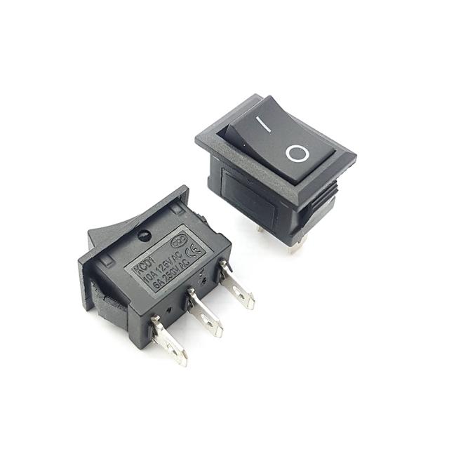 کلید راکر دو حالته KCD1-101 3PIN
