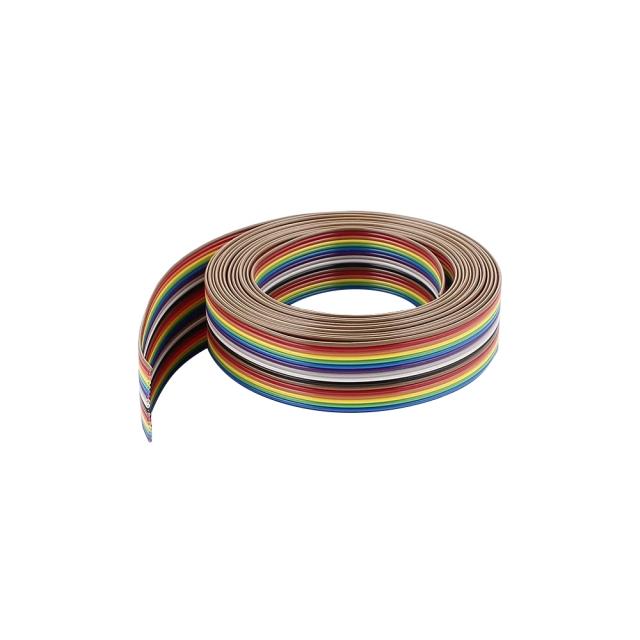 فلت کابل رنگی 16 رشته