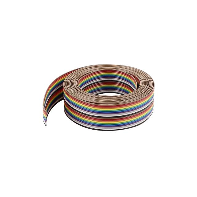 فلت کابل رنگی 20 رشته