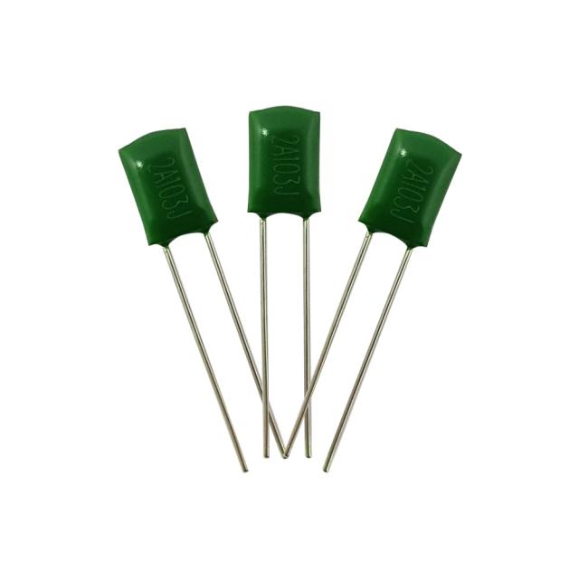 خازن پلیستر (103) 10nF-100V
