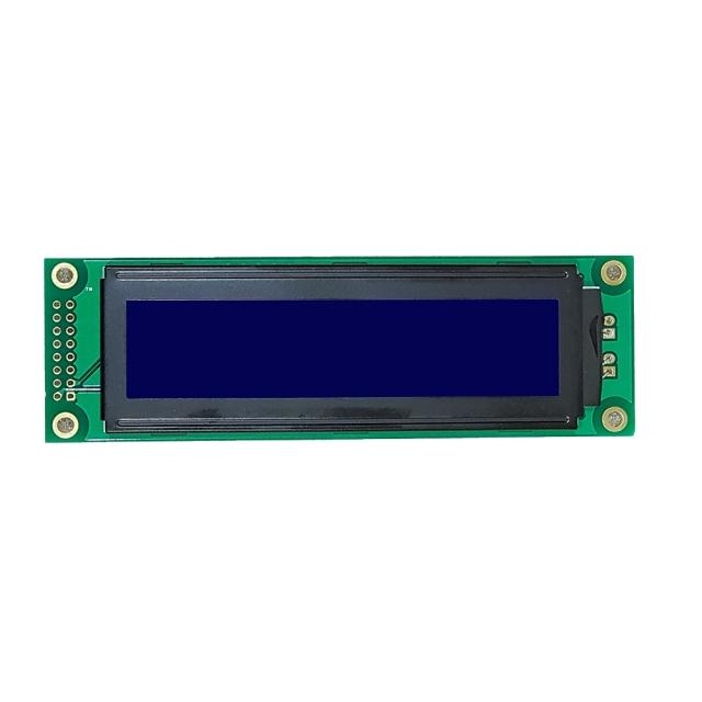 LCD کاراکتری 2x20 با بک لایت آبی
