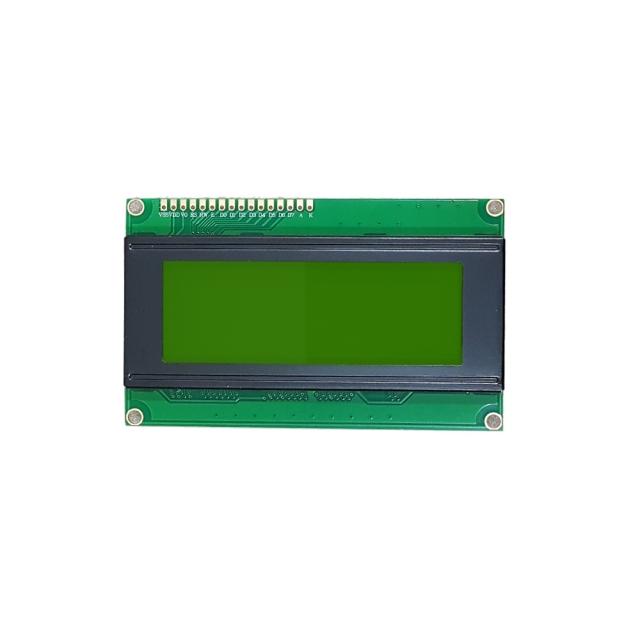 LCD کاراکتری 4x20 با بک لایت سبز