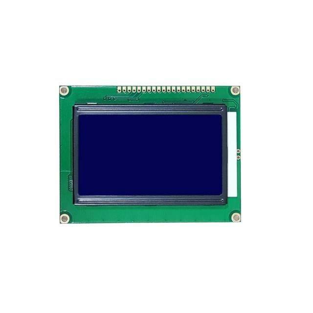 LCD گرافیکی 64x128 با بک لایت آبی
