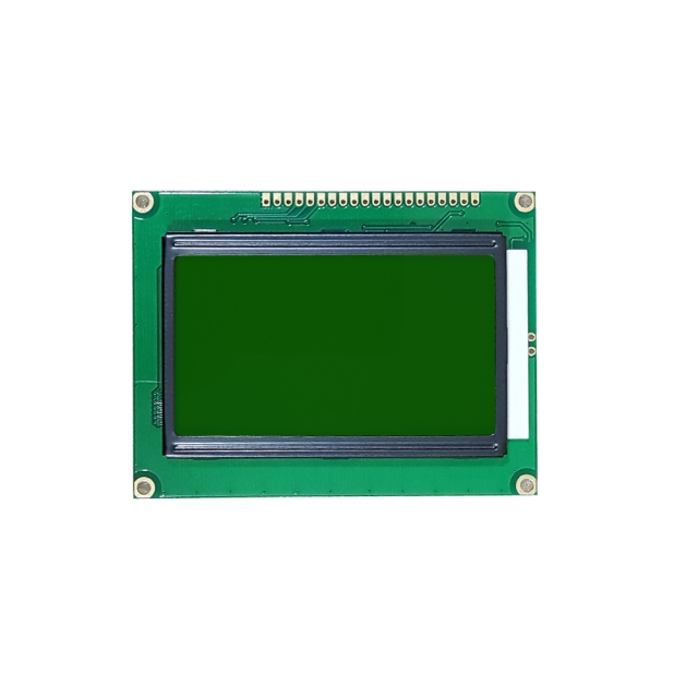 LCD گرافیکی 64x128 با بک لایت سبز