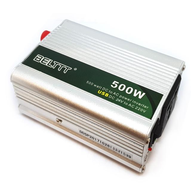 اینورتر 24V TO 220V 500W