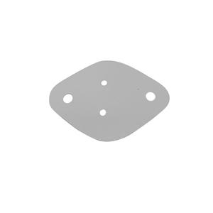 عایق سیلیکونی ترانزیستور بشقابی TO-3