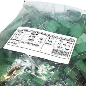 خازن P22.5 474-500VAC MKT