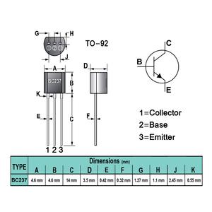 ترانزیستور BC237