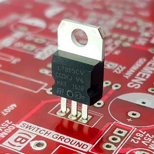 IC L7805CV