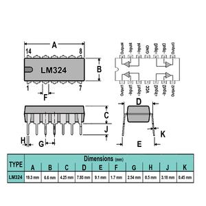 IC LM324