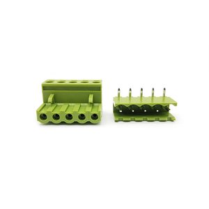 ترمینال کشویی KF2EDG 5.08mm 5 PIN R/A
