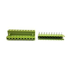 ترمینال کشویی KF2EDG 5.08mm 10 PIN R/A