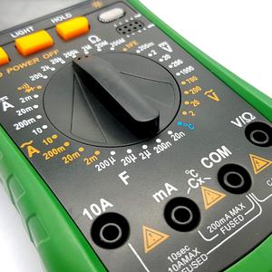مولتی متر دیجیتالی BEST 9802A
