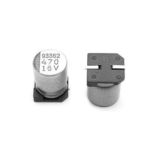 خازن الکترولیت 470uF-16V 8*10 SMD
