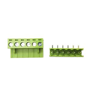 ترمینال کشویی KF2EDG 5.08mm 6 PIN R/A
