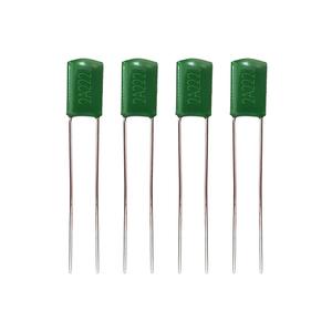خازن پلیستر (222) 2.2nF-100V