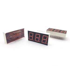 سون سگمنت سه دیجیت مالتی پلکس آند قرمز A-563H-12