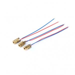 لیزر نقطه ای قرمز 5V 5mW 6mm