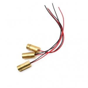 لیزر خطی قرمز 3V 5mW 9mm
