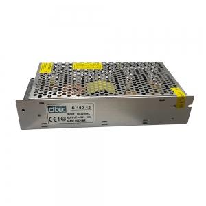 تغذیه سوئیچینگ صنعتی 12V-15A