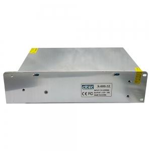 تغذیه سوئیچینگ صنعتی 12V-50A