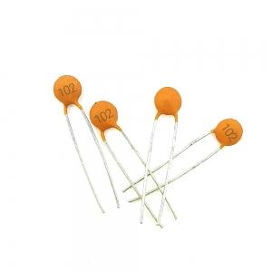 خازن عدسی (102) 1nF