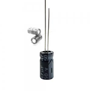 خازن الکترولیت 47uF-50V