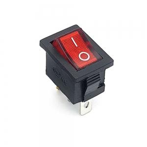 کلید راکر چراغدار KCD1-101N 3PIN
