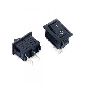 کلید راکر دوحالته کوچک KCD1-701 2PIN