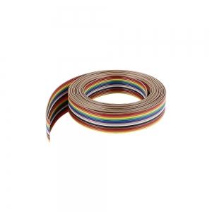 فلت کابل رنگی 14 رشته