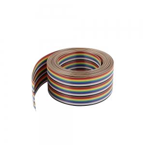 فلت کابل رنگی 30 رشته