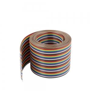 فلت کابل رنگی 50 رشته