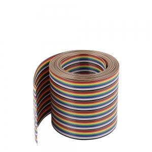 فلت کابل رنگی 60 رشته