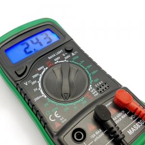 مولتی متر دیجیتالی MAS830L