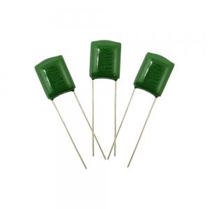 خازن پلیستر (104) 100nF-100V