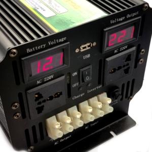 اینورتر 24V TO 220V 5000W