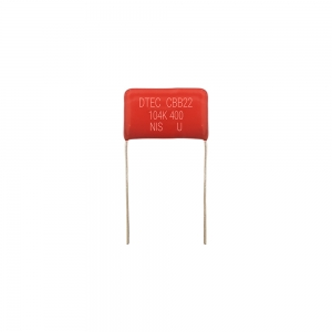 خازن پلیستر (104) 100nF-400V